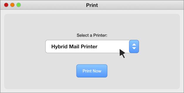 hybrid-mail-printer
